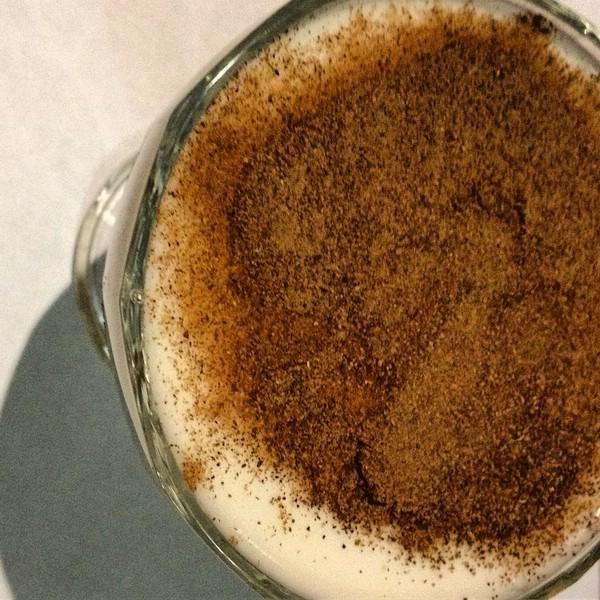 Пудинг из молока и йогурта
