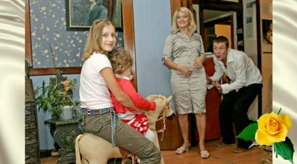 Многодетные российские знаменитости