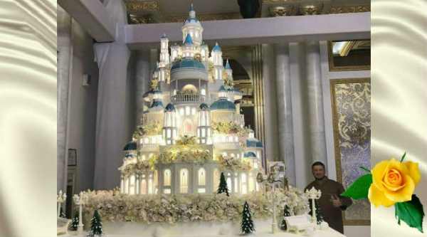 Самый дорогой торт — В Казахстане гостям подали торт за 180 тысяч