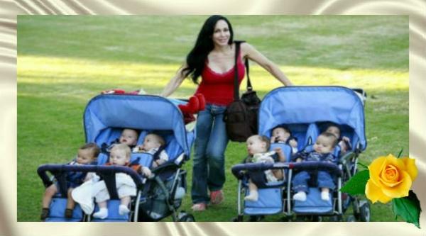 Вот как живет семья, в которой в 2009-м родились восьмерняшки