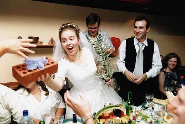 Как определиться со свадебным подарком?