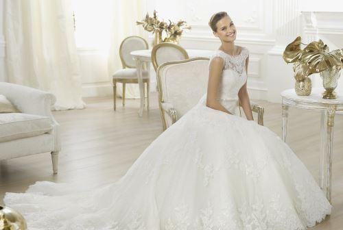 Как выбрать свадебное платье по типу фигуры?