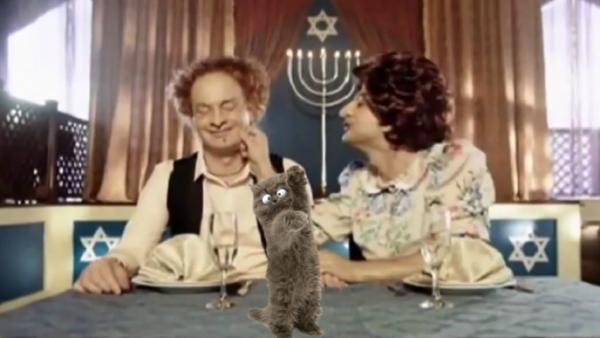 Еврейская мама выбирает своему сыну невесту
