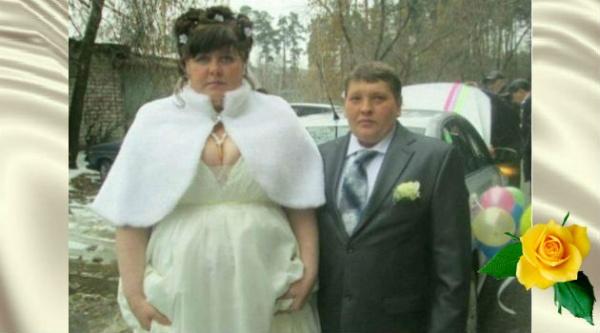 Когда хочешь, чтобы у тебя была шикарная свадьба, но что-то идёт не так…