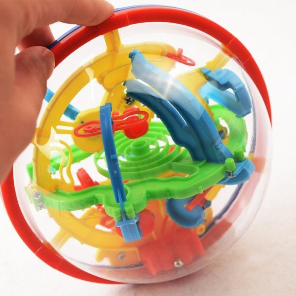Интересная головоломка для детей 3D