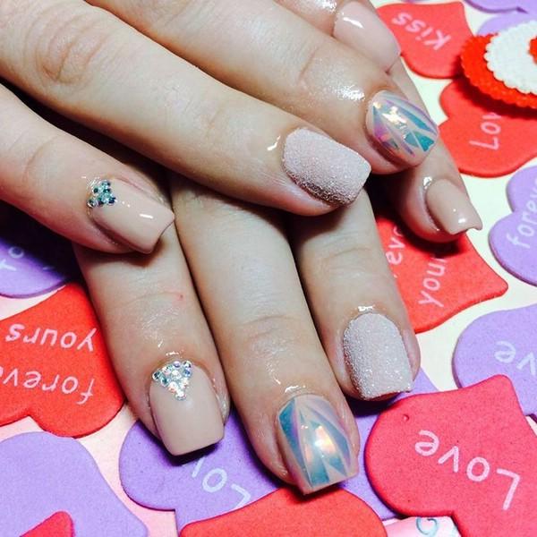 Подготовка ногтей к Новому году
