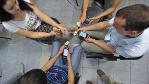 общаться онлайн с друзьями