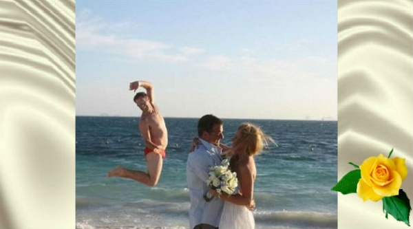Ох уж эта свадьба! — 18 веселых фото
