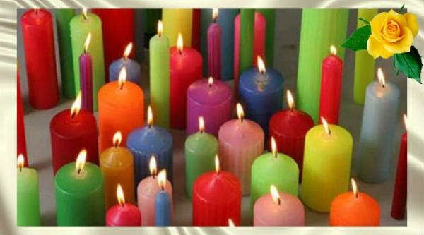 Значение свечей. Как привлечь удачу, деньги и любовь