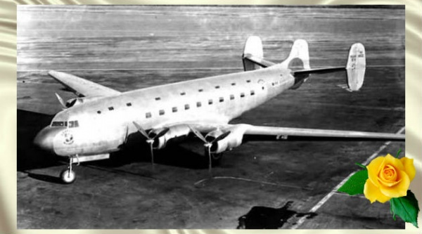 Исчезнувший самолет приземлился через тридцать семь лет