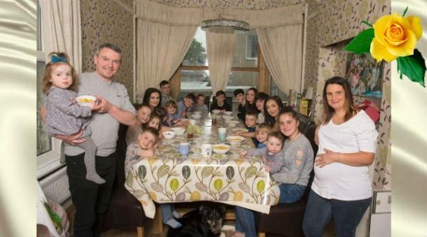 Эта женщина в свои 42 года родила 20 ребенка!