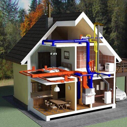 Дачная автономия: как обеспечить дом газом и электричеством