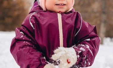 Одежда для ребенка на зиму: какую выбрать