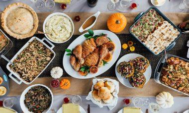 Праздничный стол: что можно приготовить