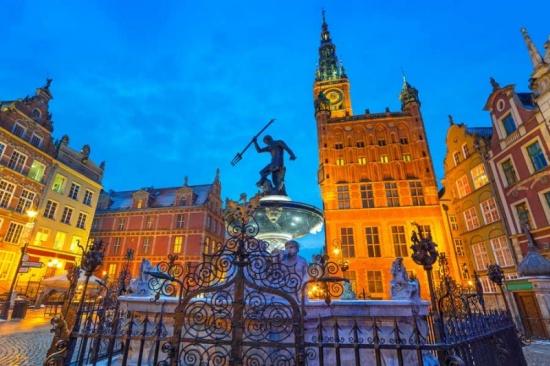 Гданьск — город Леха Валенсы