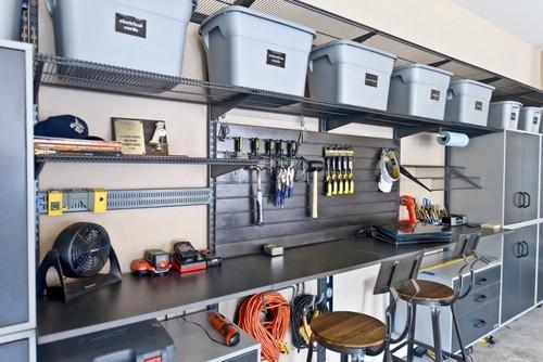 Оборудование гаража, как все обустроить оптимальным способом